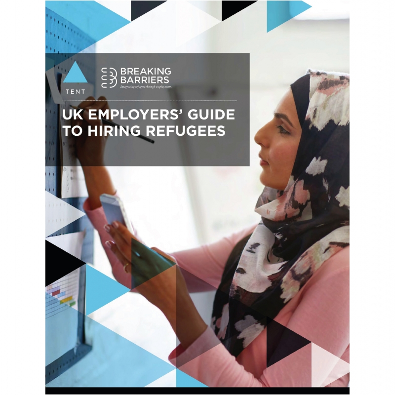 UK Employers' Guide to Hiring Refugees